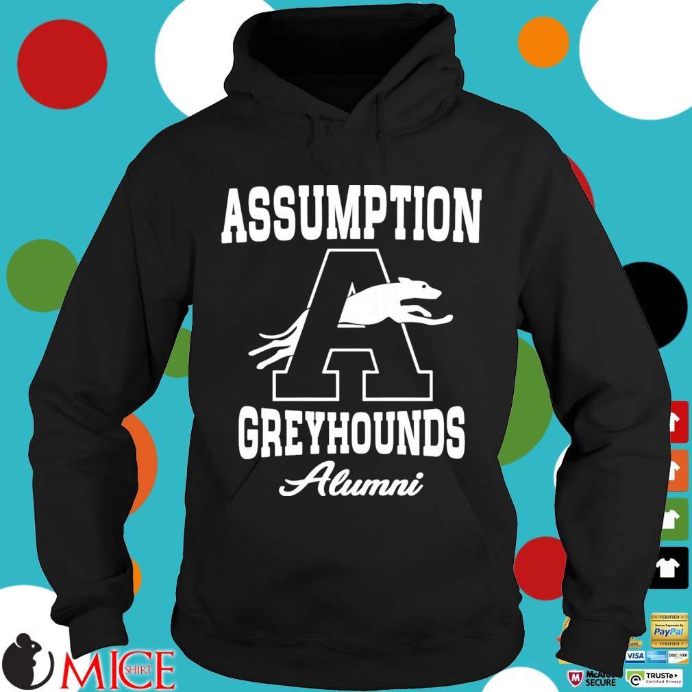 Assumption greyhounds Hoodie