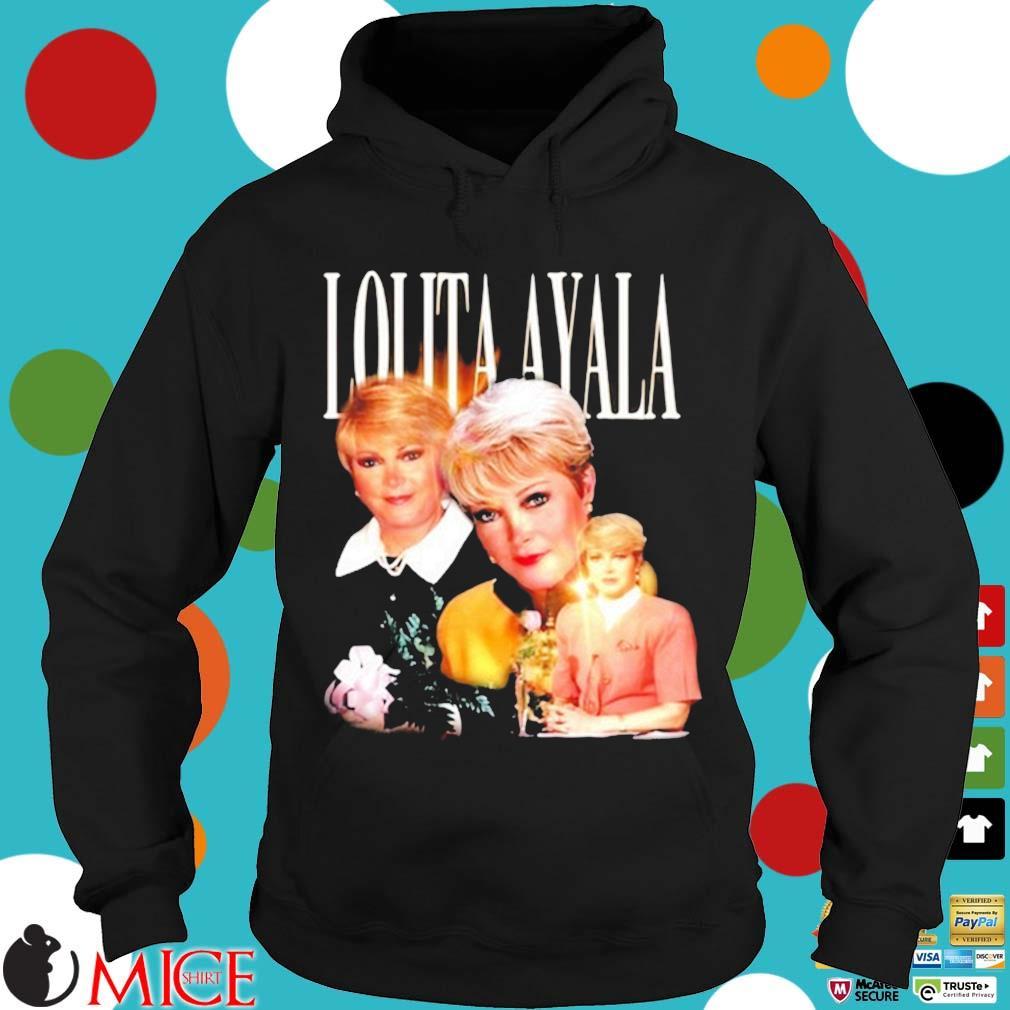 El Noticiero Lolita Ayala Shirt Hoodie