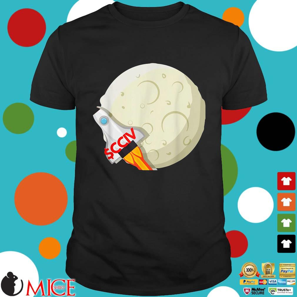 GameStonk to the moon CCIV shirt