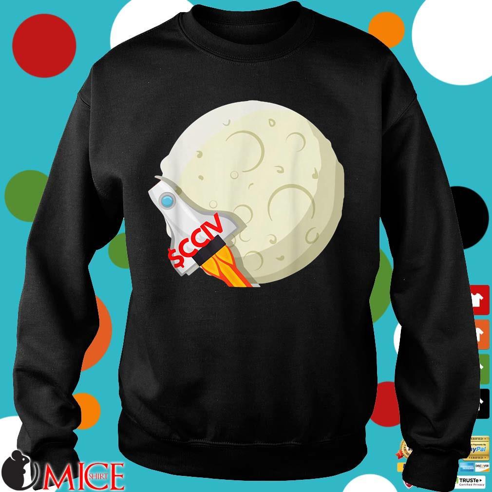 GameStonk to the moon CCIV s Sweater