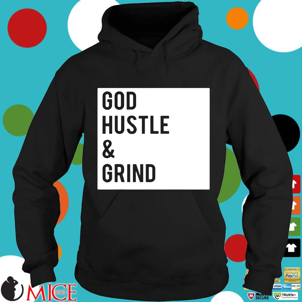 God hustle and grind s Hoodie