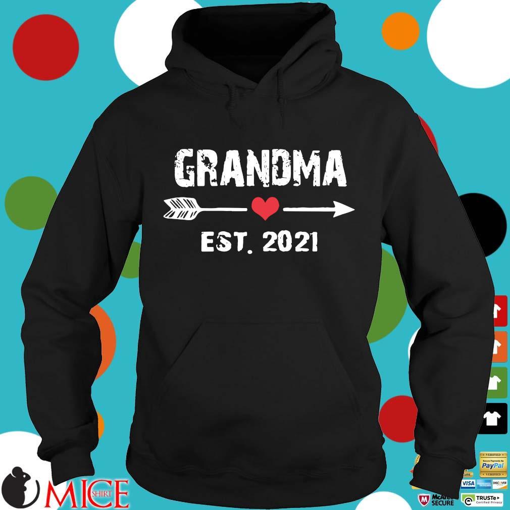 Grandma est 2021 s Hoodie