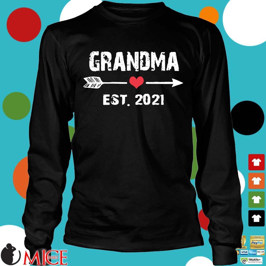 Grandma est 2021 s Longsleeve
