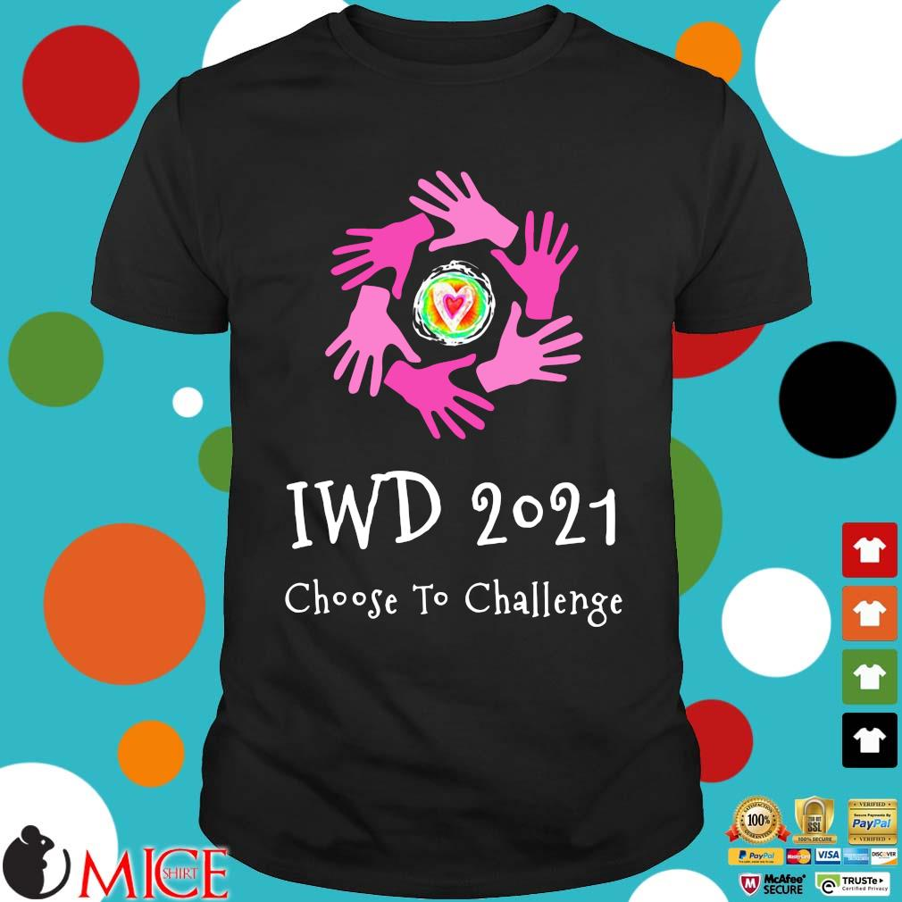 Iwd 2021 choose to challenge shirt