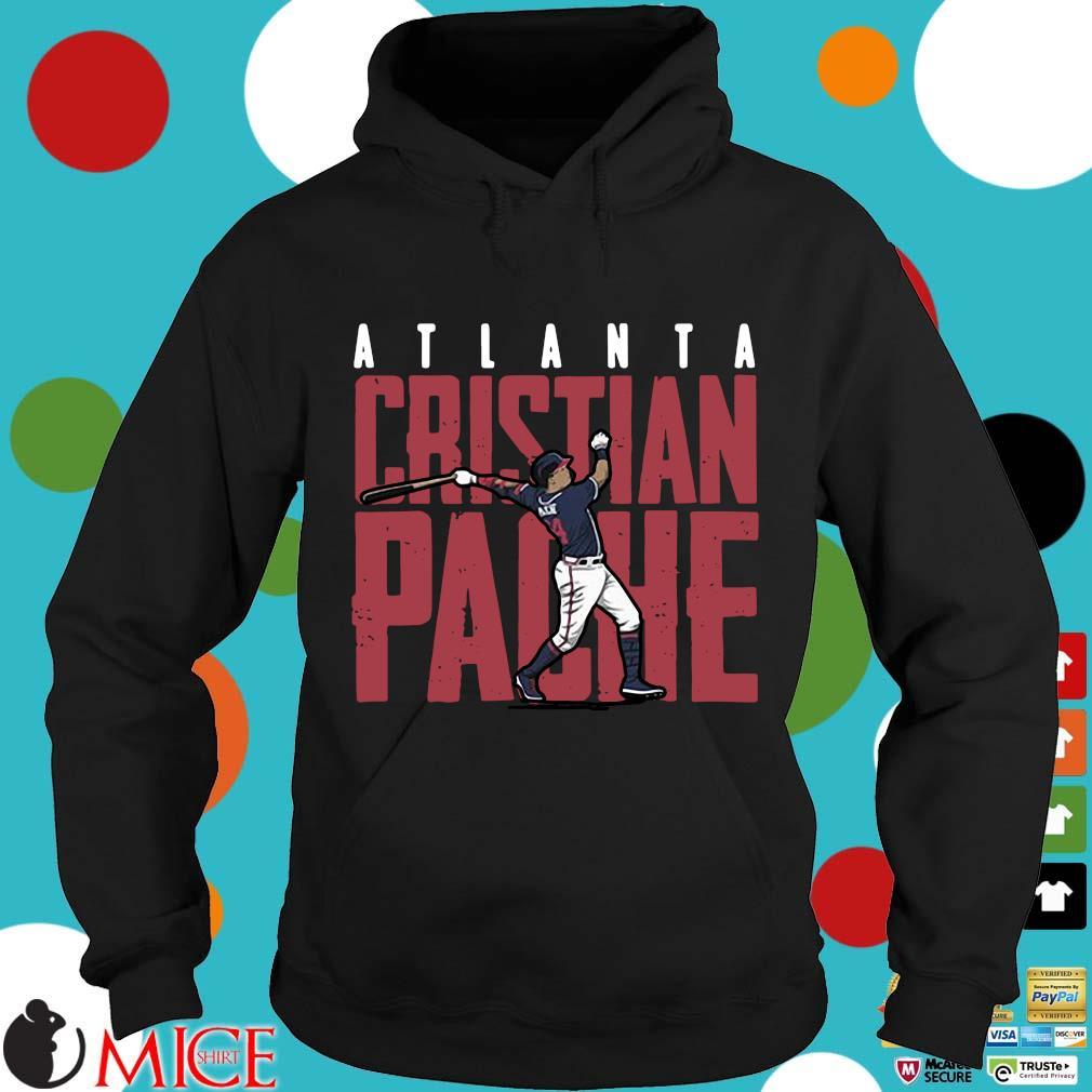 Atlanta Rristian Pache baseball Hoodie