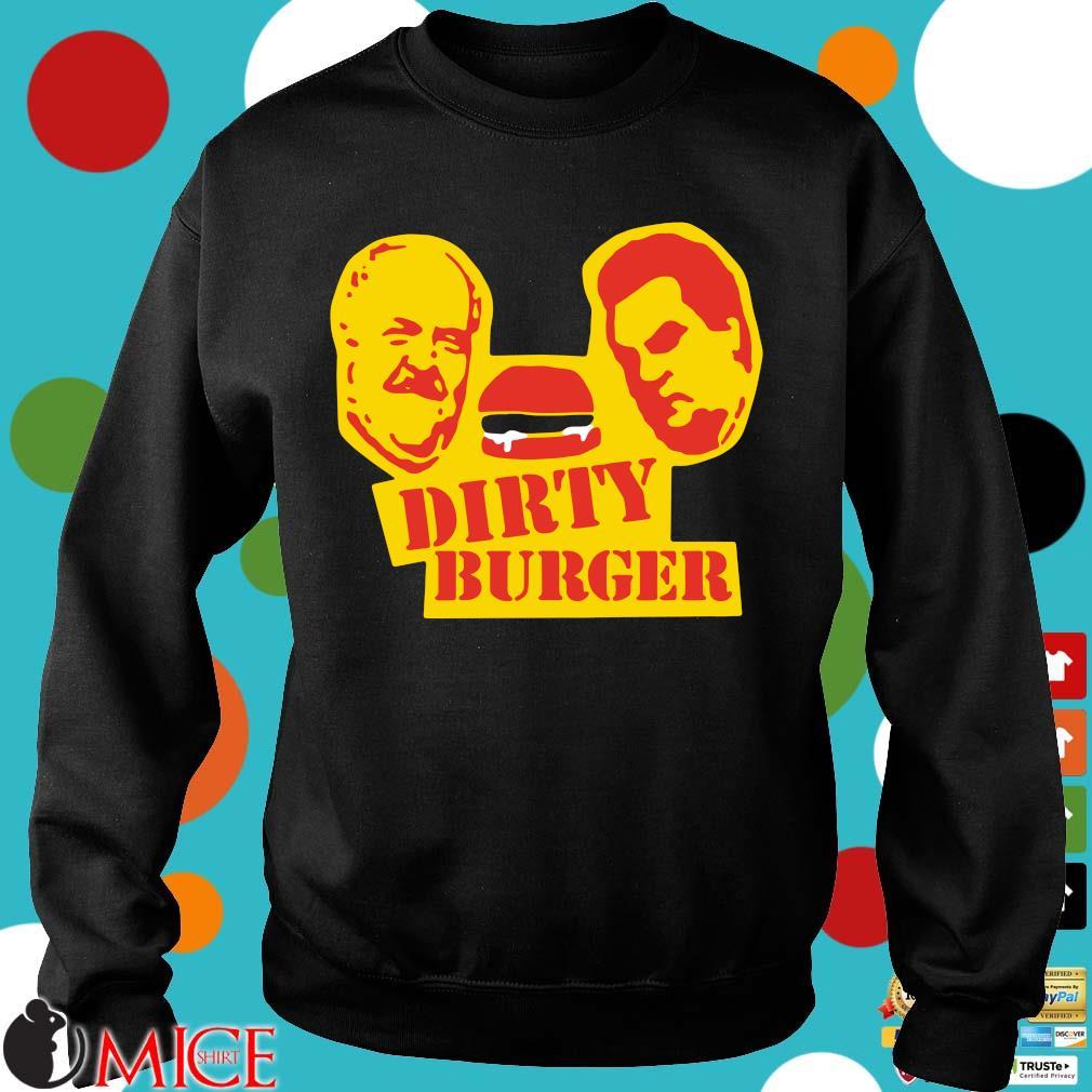 Dirty burger Sweater