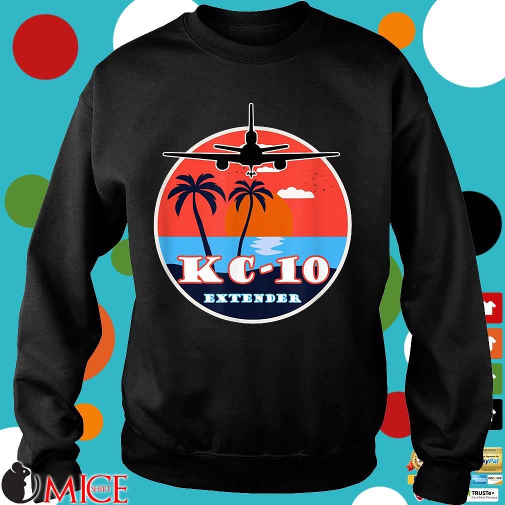 KC-10 extender 2021 vintage retro Sweater