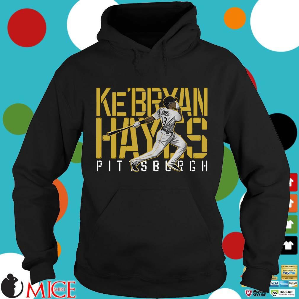 Ke'bryan Hayes Pittsburgh Baseball 2021 Shirt Hoodie