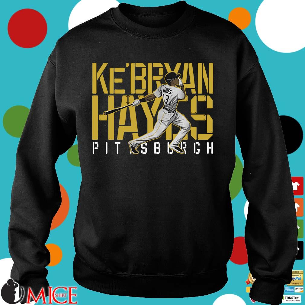Ke'bryan Hayes Pittsburgh Baseball 2021 Shirt Sweater