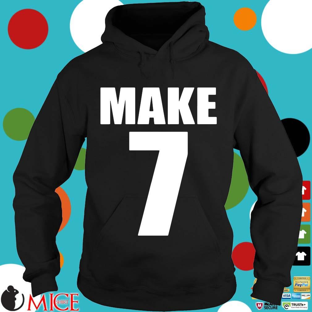 Make 7 Hoodie