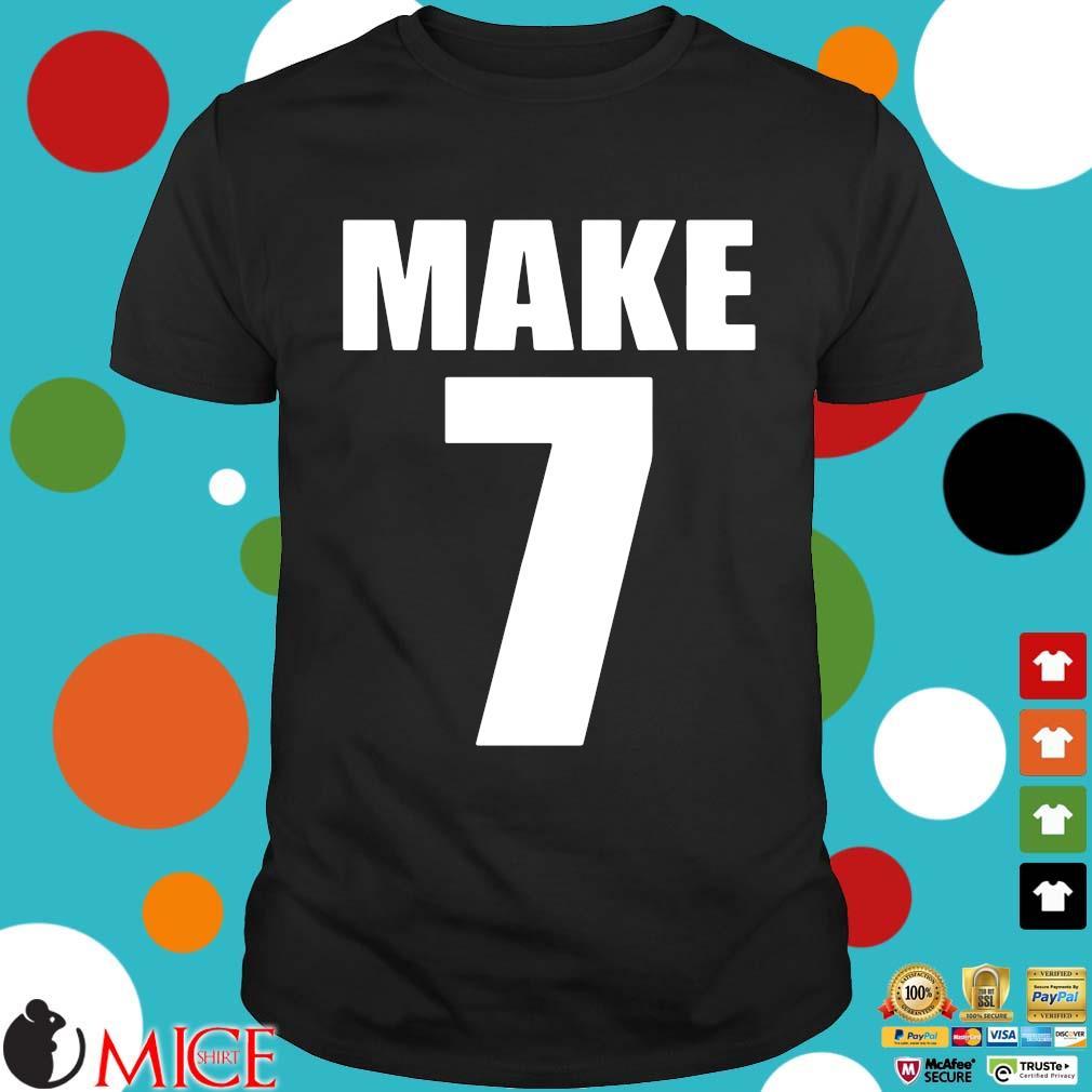 Make 7 shirt