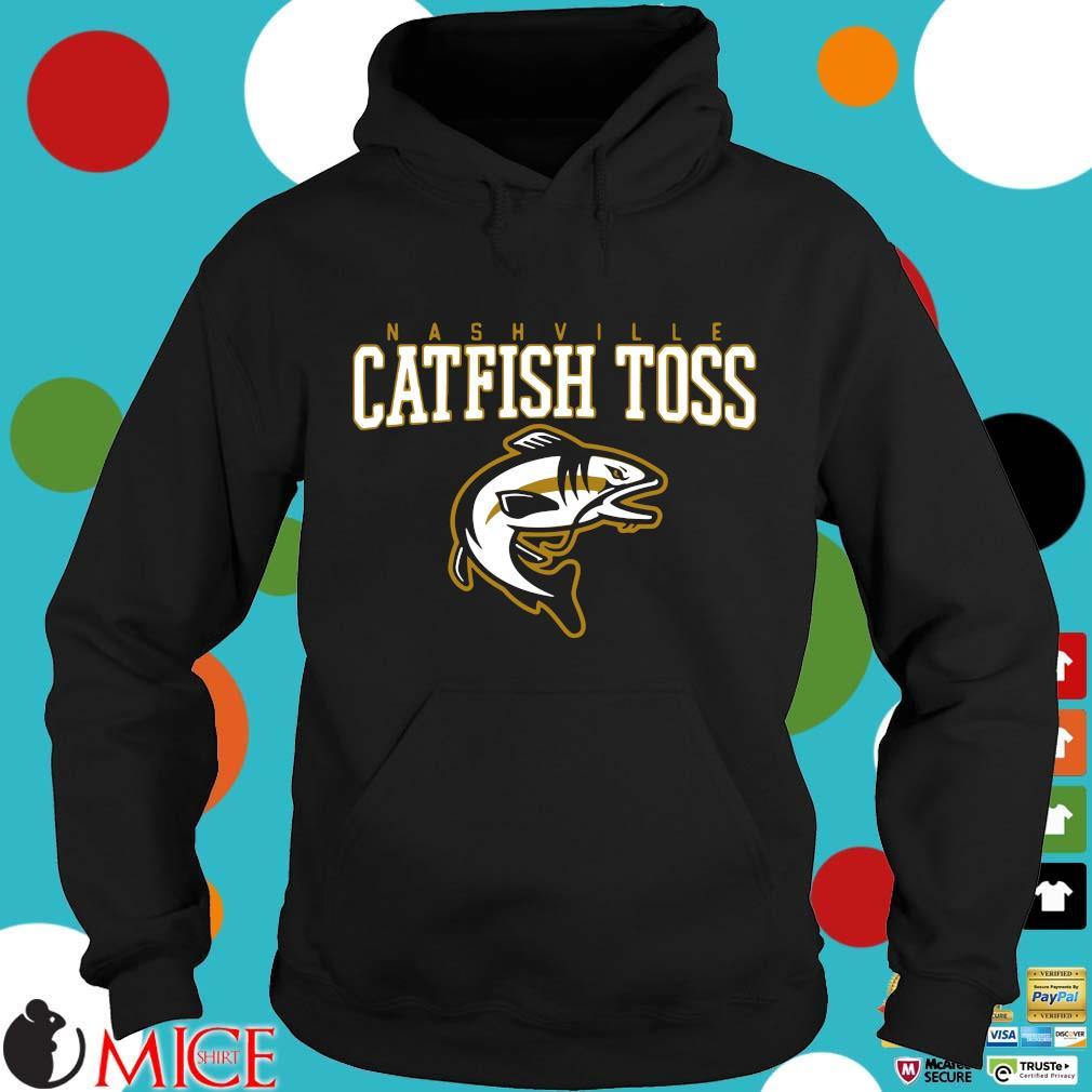 Nashville catfish toss Hoodie