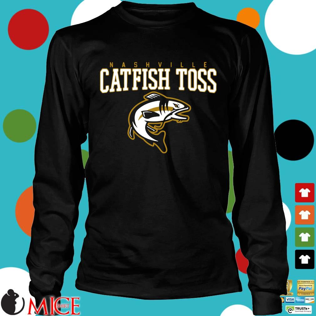 Nashville catfish toss Longsleeve