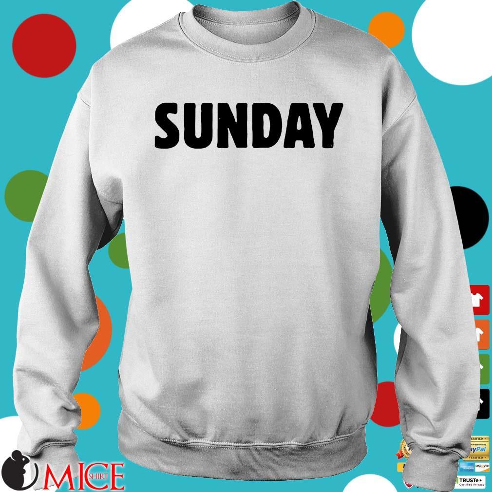 Official 2021 Sunday Shirt Sweater trang