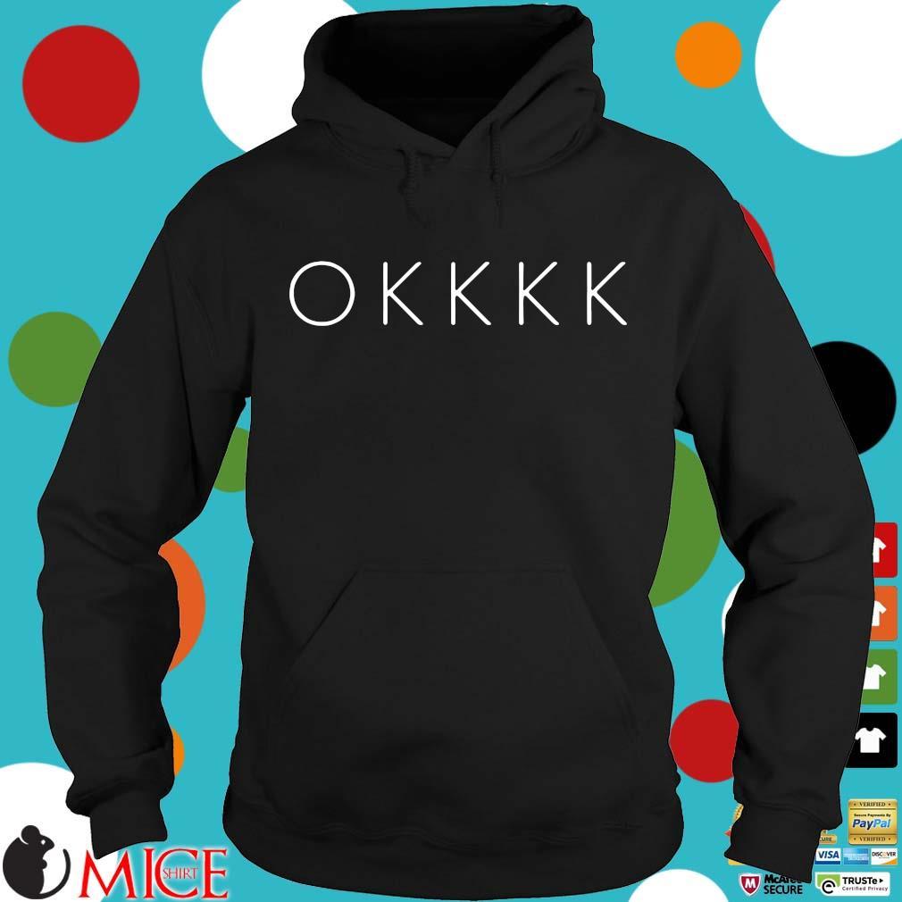 Okkkk logo Hoodie