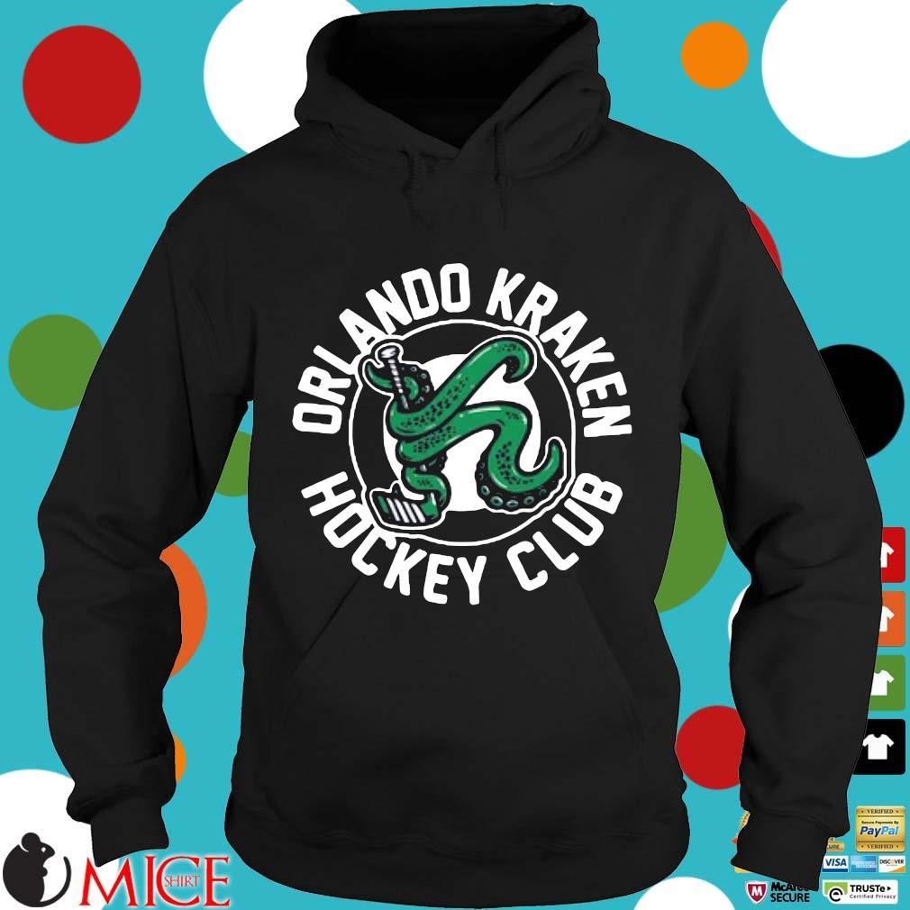 Orlando Kraken hockey club Hoodie
