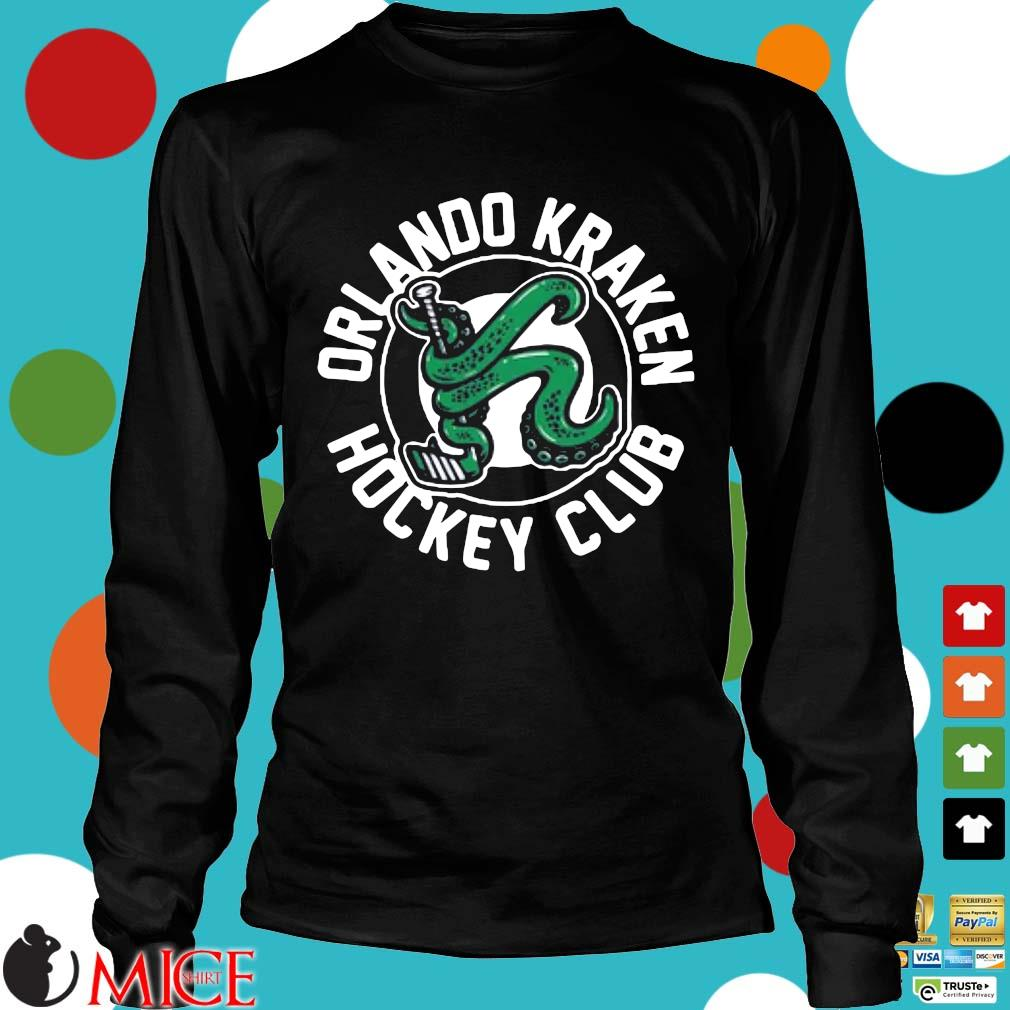 Orlando Kraken hockey club Longsleeve