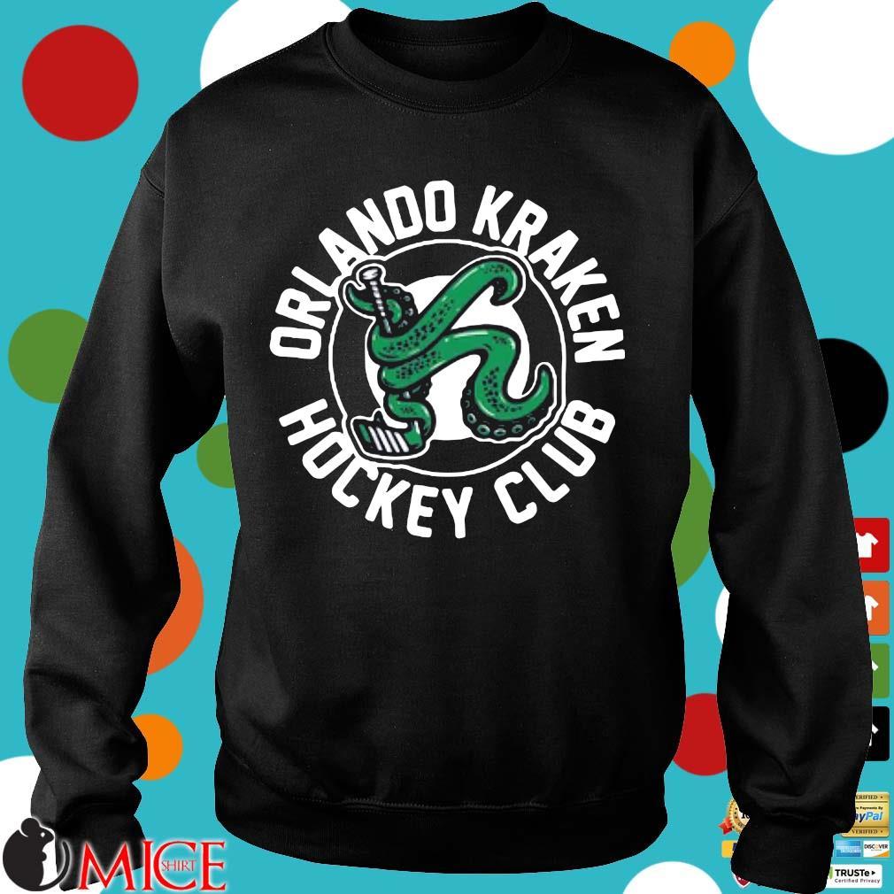 Orlando Kraken hockey club Sweater