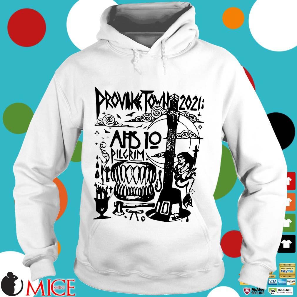 Prounk Town 2021 AHS 10 Pilgrim Shirt Hoodie trang