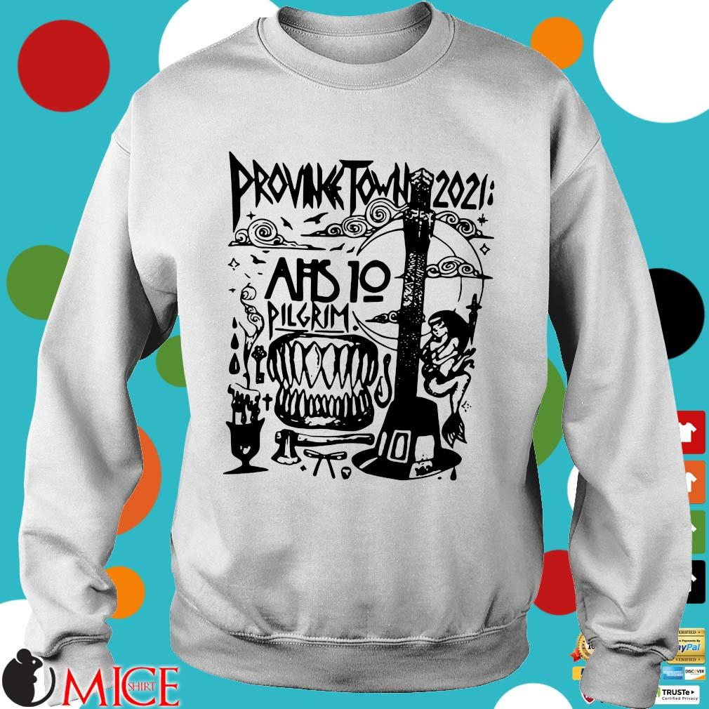 Prounk Town 2021 AHS 10 Pilgrim Shirt Sweater trang