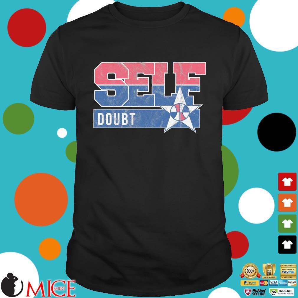 Self doubt star shirt