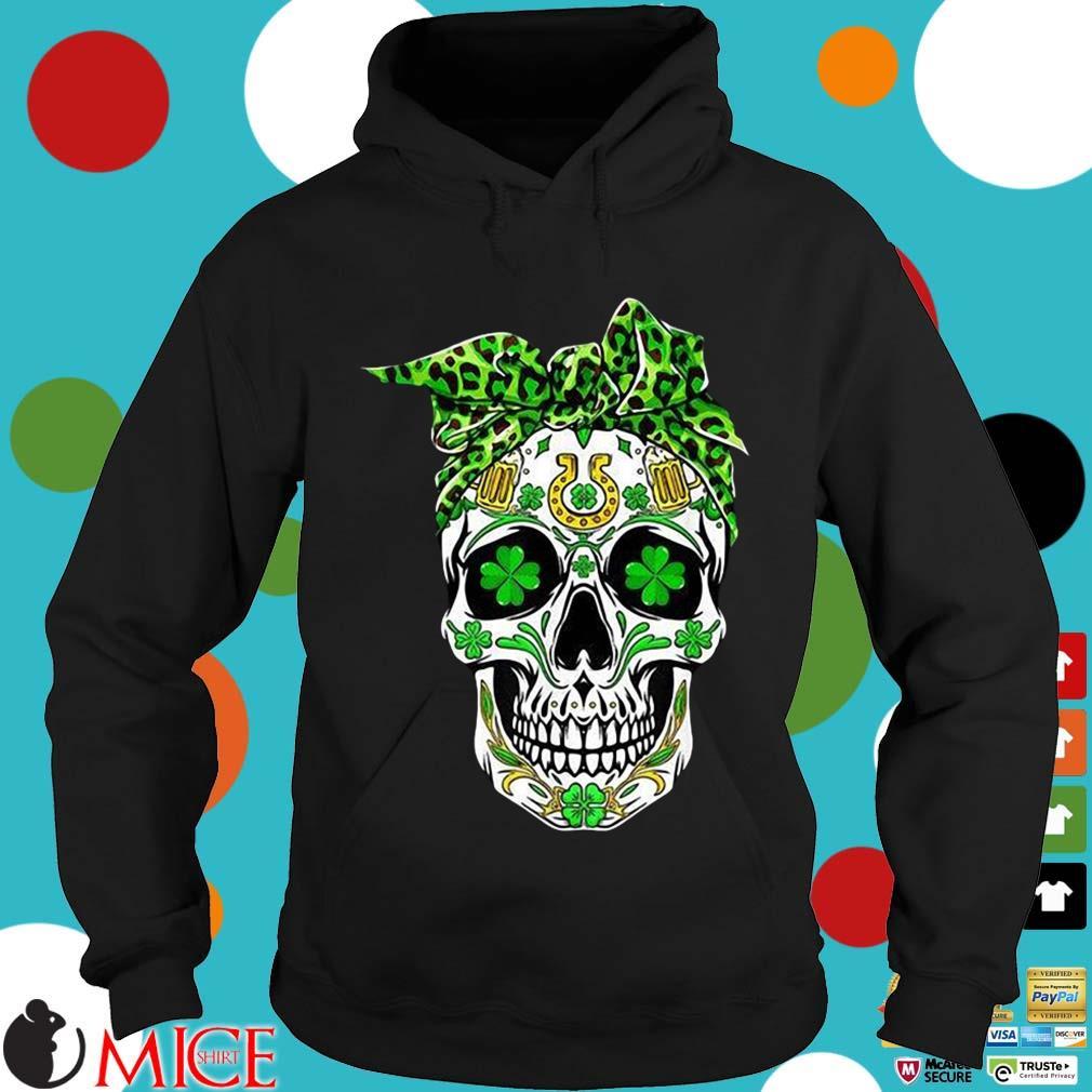 Skull Leprechaun St. Patrick's Day Shirt Hoodie