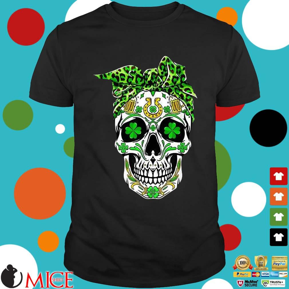 Skull Leprechaun St. Patrick's Day Shirt