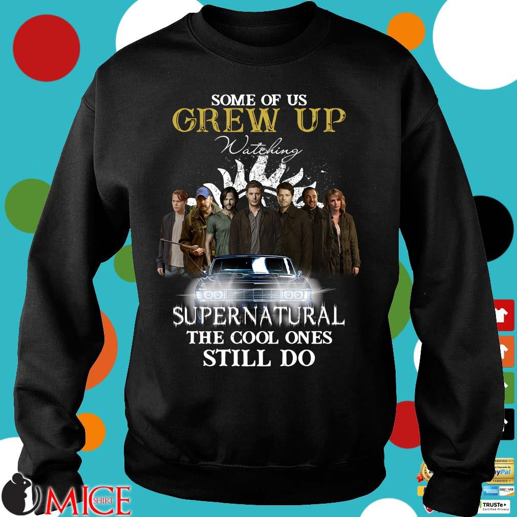 Some of us grew up watching Supernatural the cool ones still do Sweater