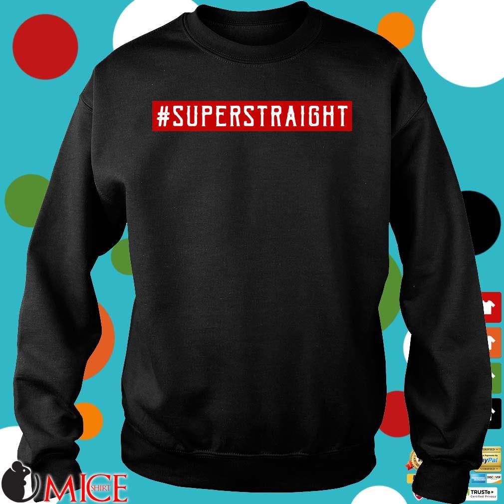 #Superstraight Shirt Sweater