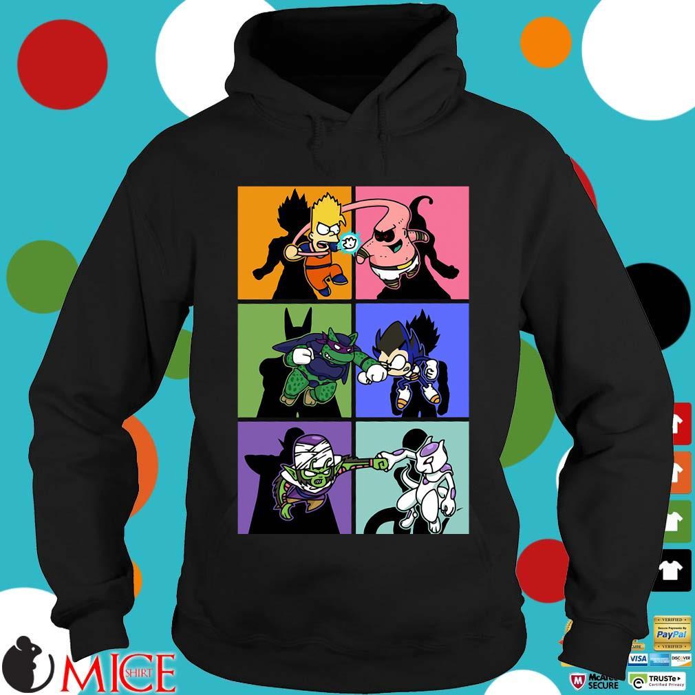 The Pokeball Z Character 2021 Shirt Hoodie