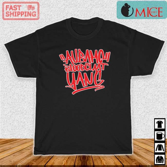 Aubame Bloodclaat Yang Shirt