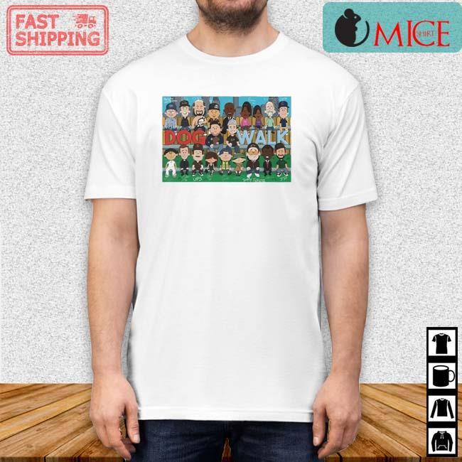 Dog Walk Jigsaw Puzzle Shirt