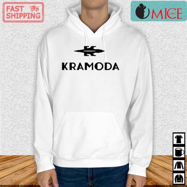 Kramoda Merch Kramoda Coffee Logo Shirt Hoodie trang