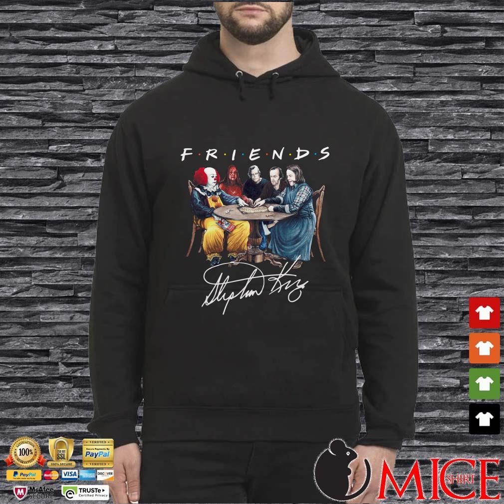 Official Stephen King Friends Shirt