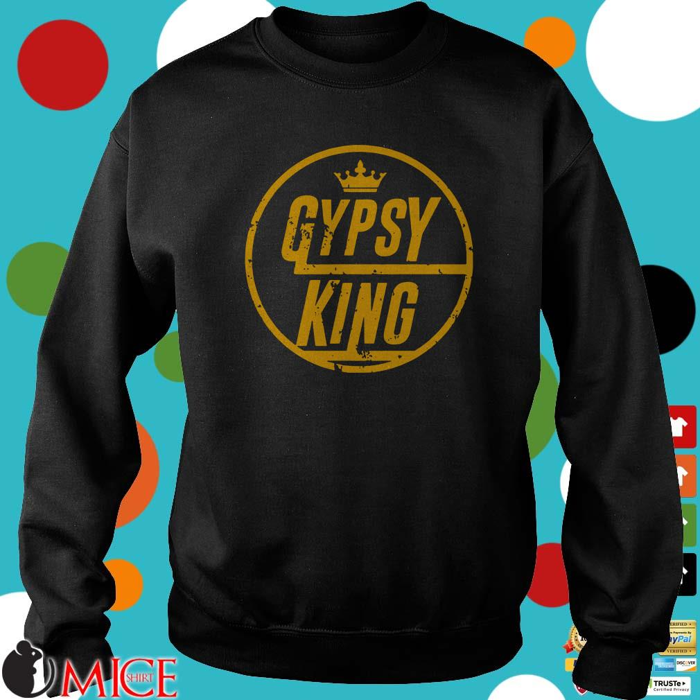 Tyson Fury Referee Shirt