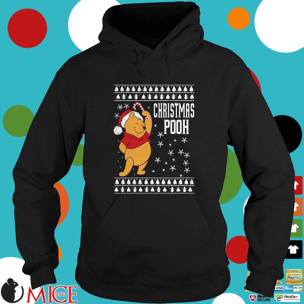 Christmas Pooh ugly Sweatshirt
