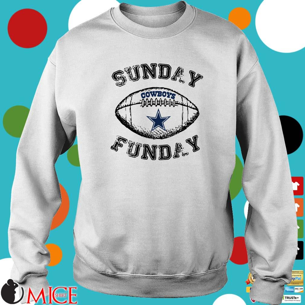 Dallas Cowboys Sunday Funday Shirt