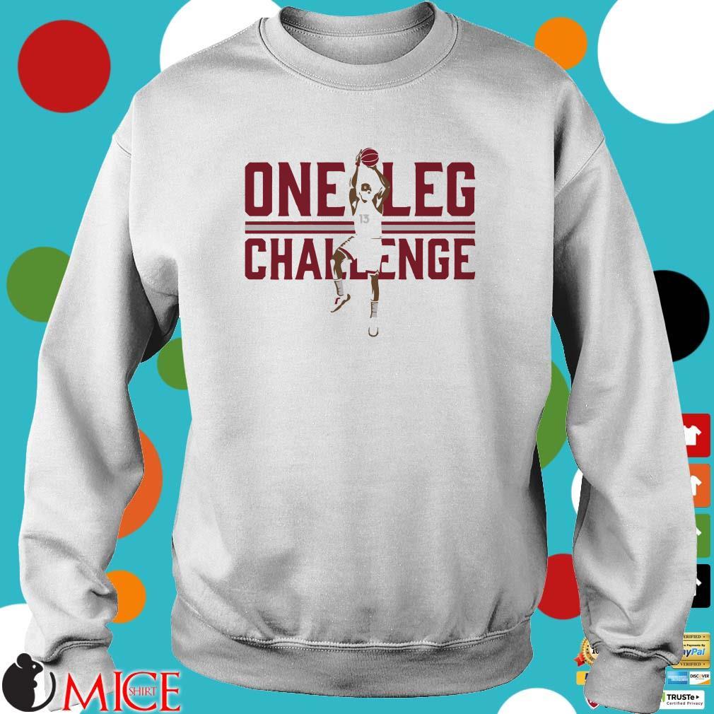 James Harden One Leg Challenge Shirt