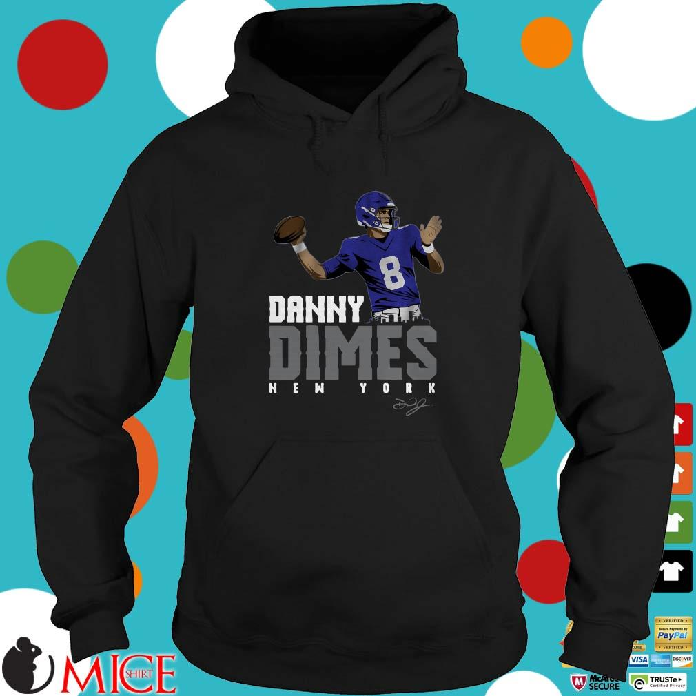 New York Giants fans need this Danny Dimes Sweater