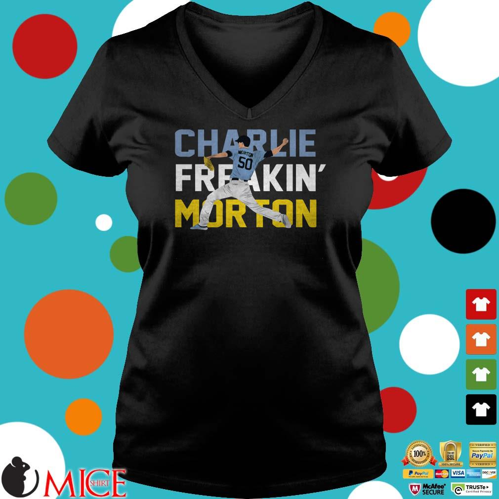 Official Charlie Freaking Morton Shirt