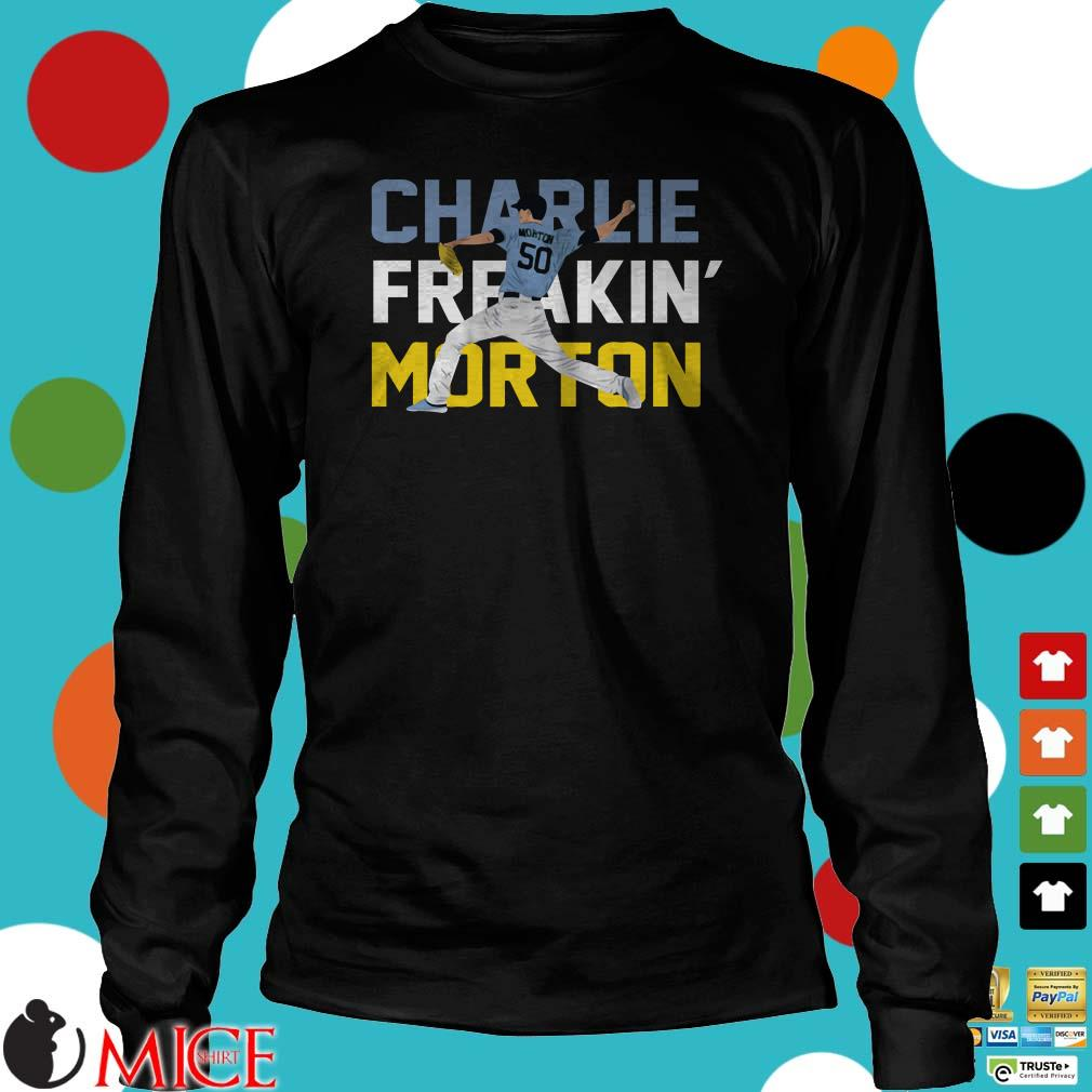 Official Charlie Freaking Morton Shirt