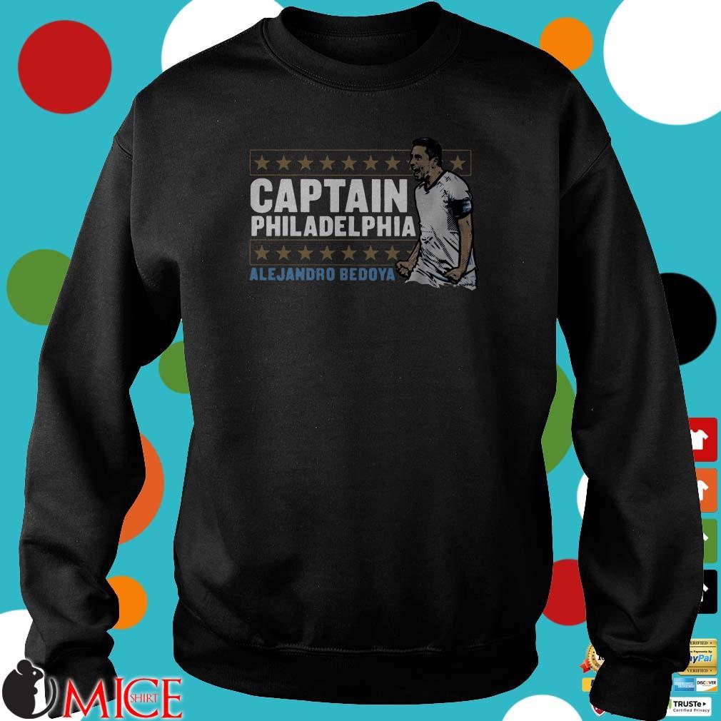 Philadelphia Union Captain Alejandro Bedoya Shirt