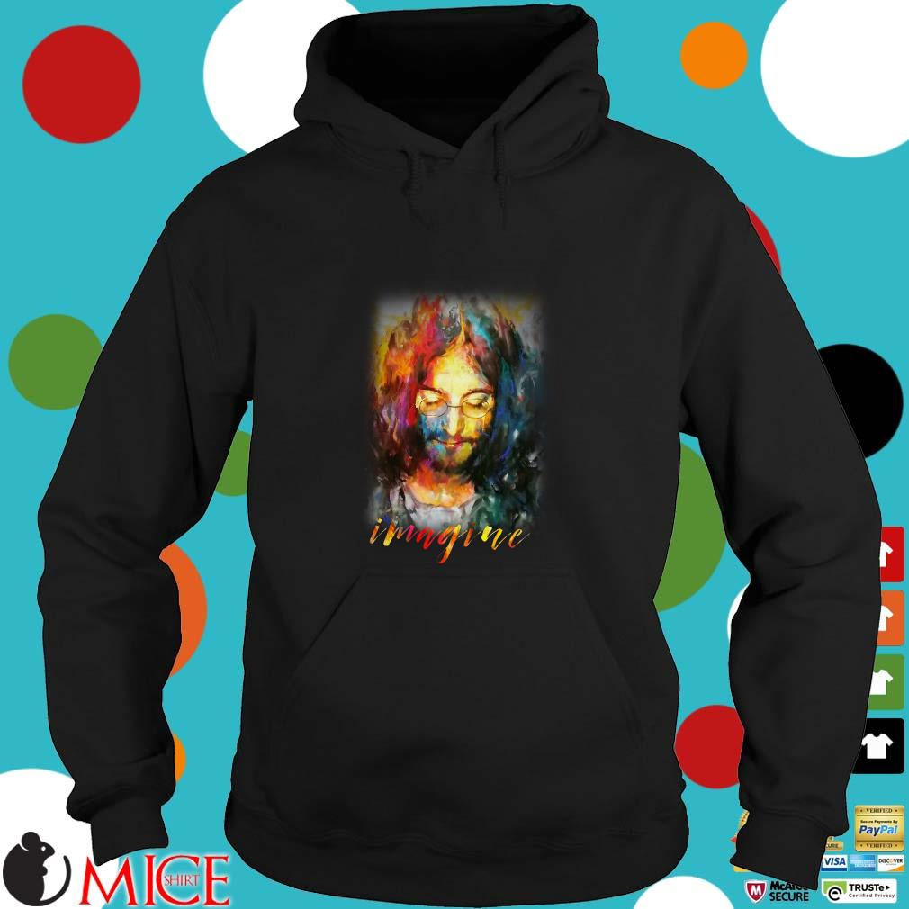 Pretty Painting John Lennon Imagine Shirt