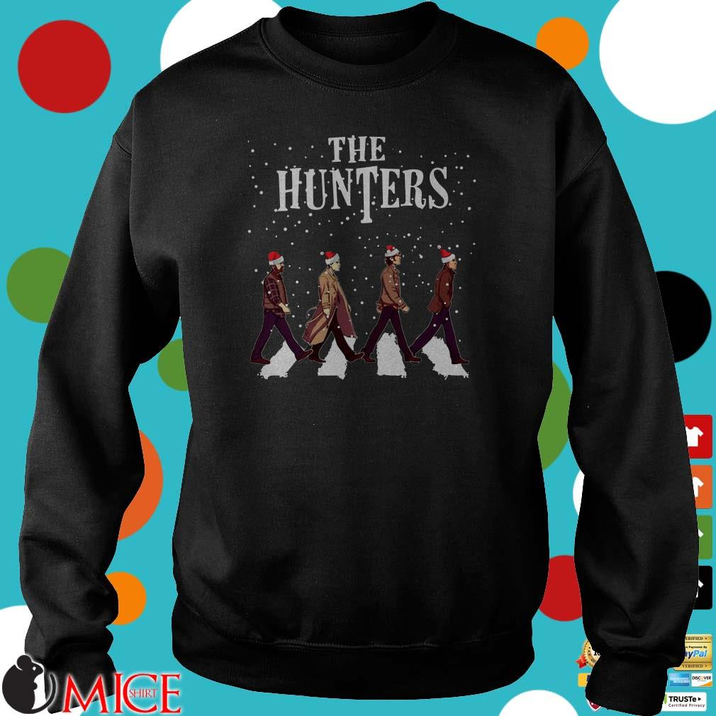 The Hunters The Beatles Christmas The Hunters The Beatles Christmas Shirt