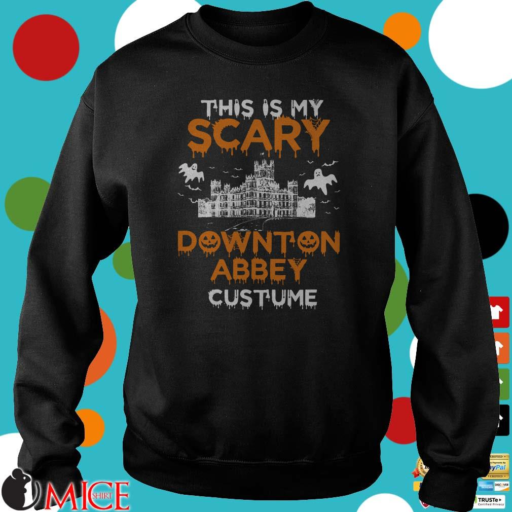This Is My Scary Downton Abbey Costume Halloween Shirt
