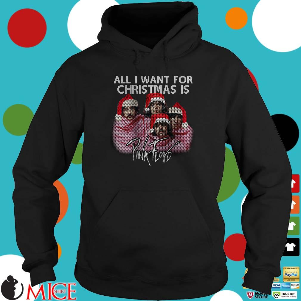 All I Want For Christmas Is Pink Ployd Ugly Sweater