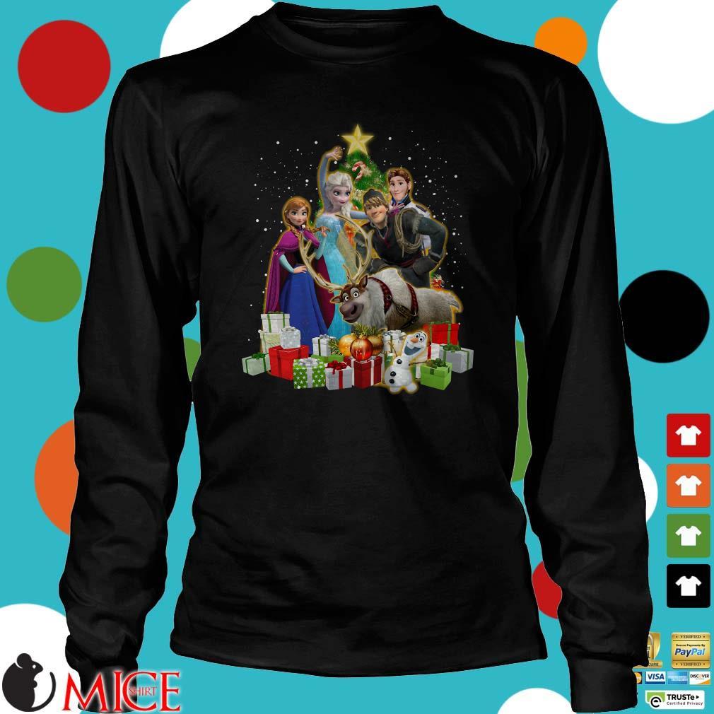 Disney Frozen Christmas Sweater
