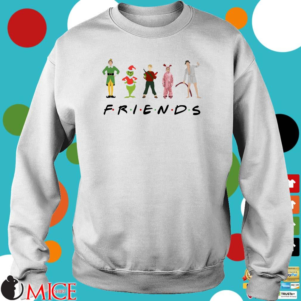 Friends Grinch Elf Shirt