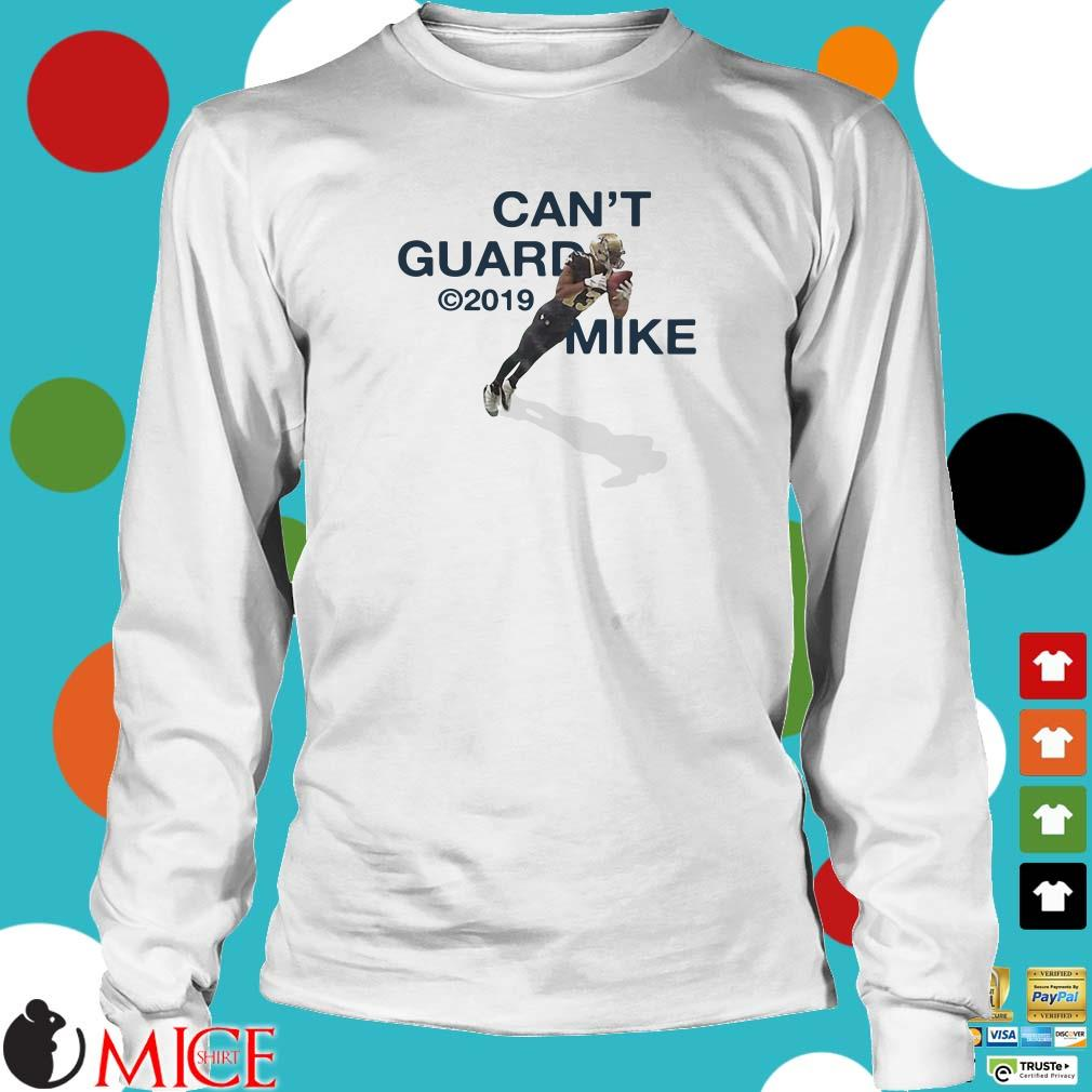 TipToe Can't Guard Mike Michael Thomas Shirt