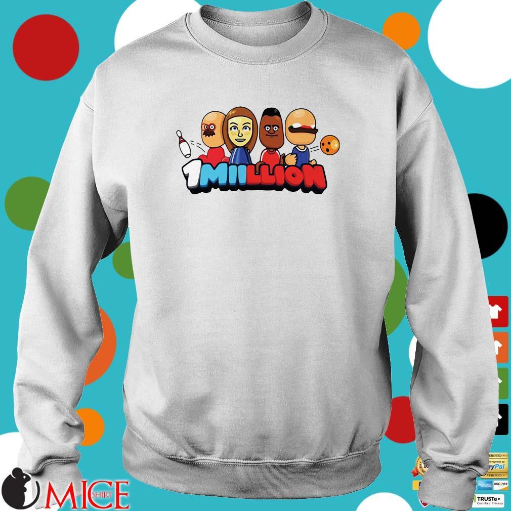Poofesure merch 1 Miillion Subs Shirt